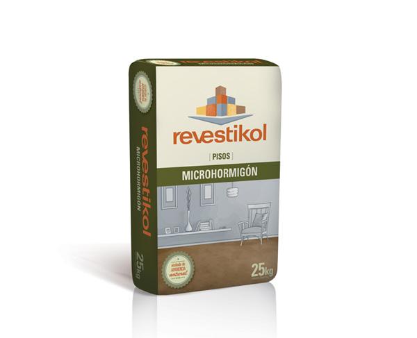 Revestikol Floor Microhormigón