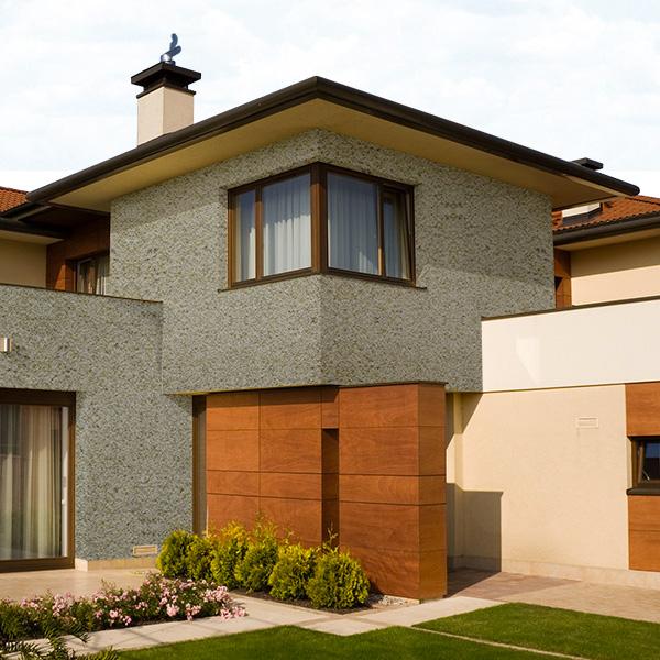 Fachadas r sticas revestikol revestimientos texturas - Revestimientos de fachadas ...